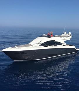 INTERMARE 50 FLY ! 2 X 575 CV VOLVO D9 -->  219 000,00 €