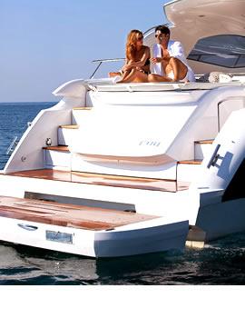 Location de bateau à partir de 300 € par jour