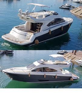 A Saisir Superbe Yacht INTERMARE 50 FLY De 2008 : 229000€